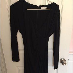 Flattering Calvin Klein Little Black Dress